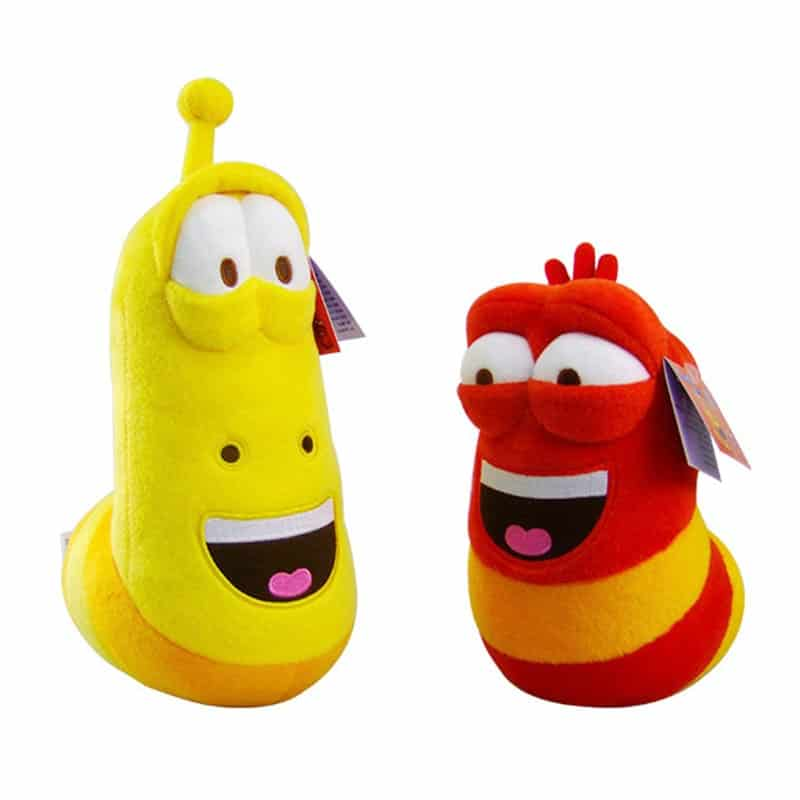 Cuddly Toy Larva Plush Toys