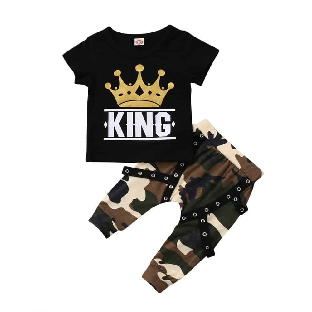 Children Outfits for Boys: Cool Kids Clothes for Baby Boys