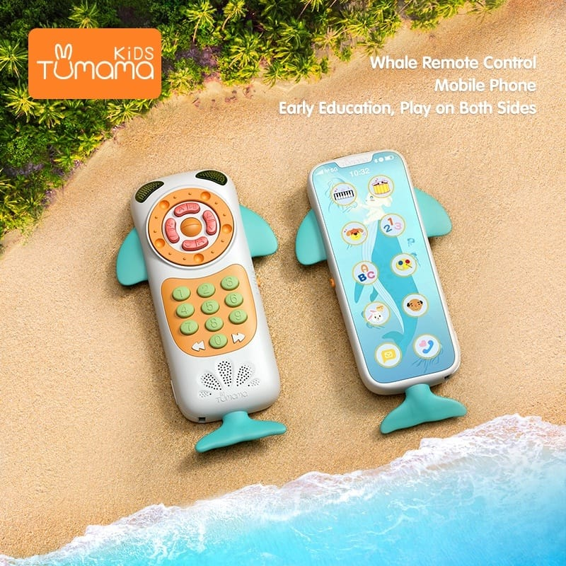Toy Phone Kids Educational Toys