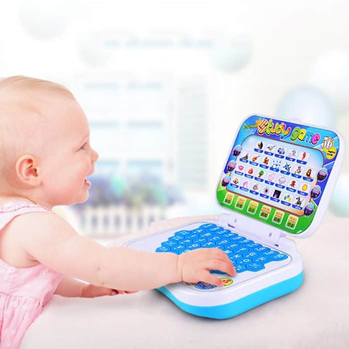 Baby Laptop Educational Toy For Your Kid
